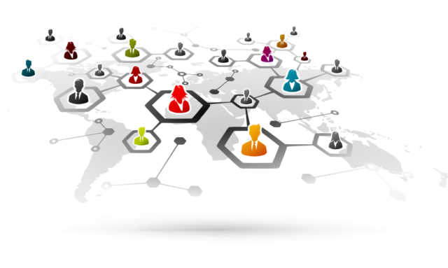 Network of People Image