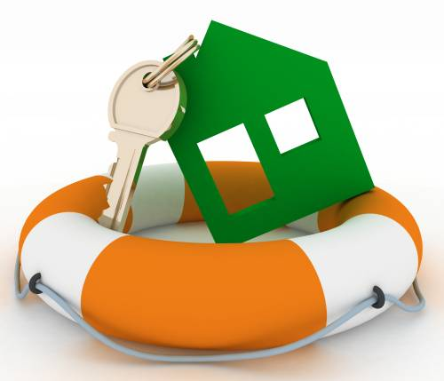 saving your house from drowning in debt
